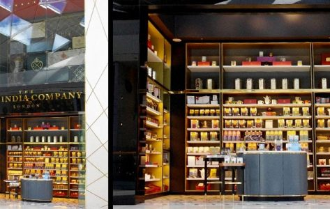 East India Company, Westfield London